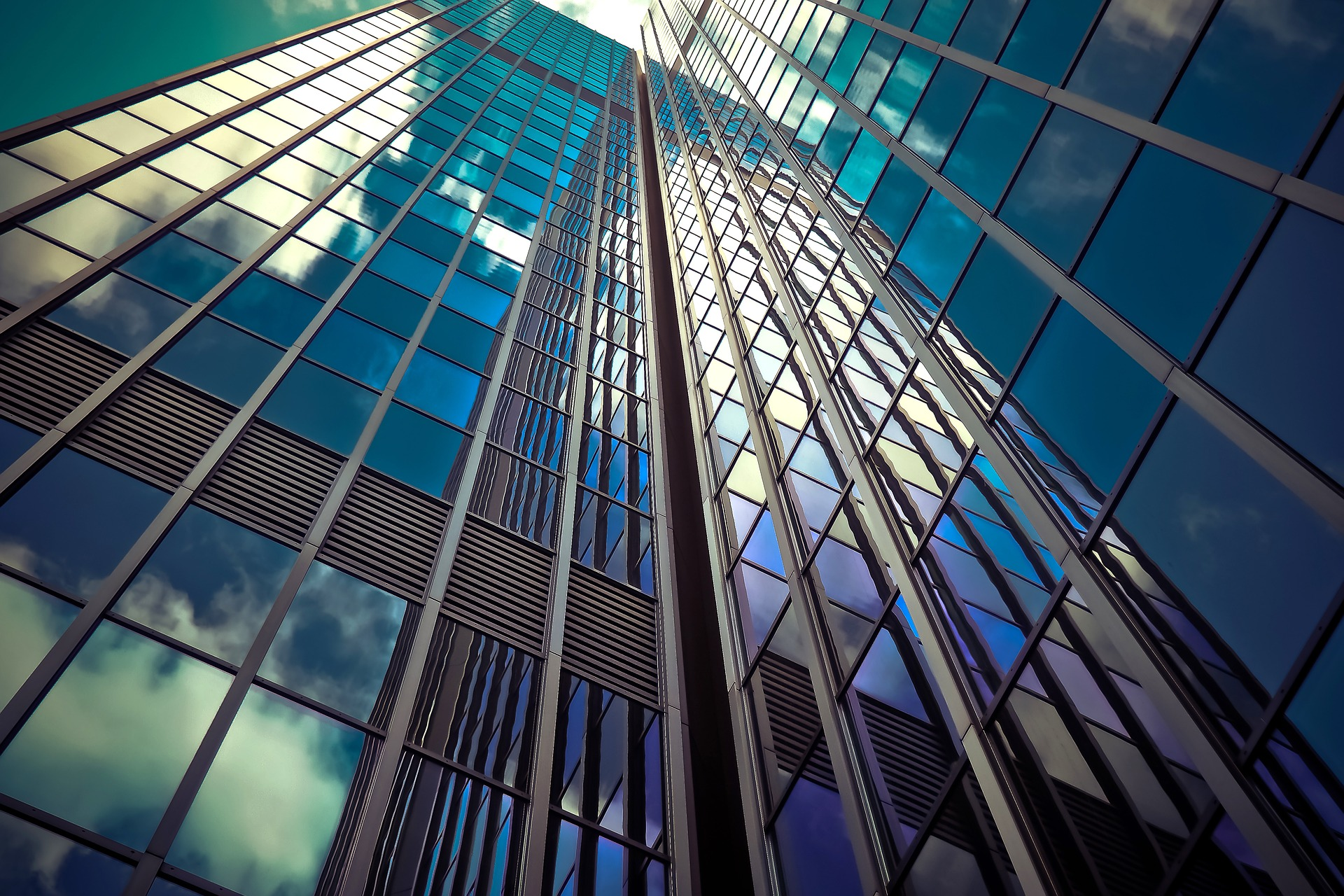 Pencere & Cephe için mimari camlar
