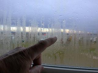 pencerelerde terleme